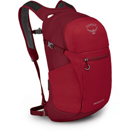 Osprey Daylite Plus Backpack, cosmic red
